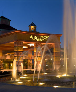 exterior photo of argosy