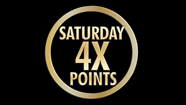 saturday 4 times points logo